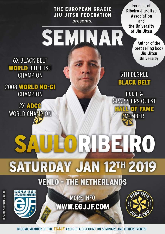 Saulo Ribeiro Seminar - EGJJF