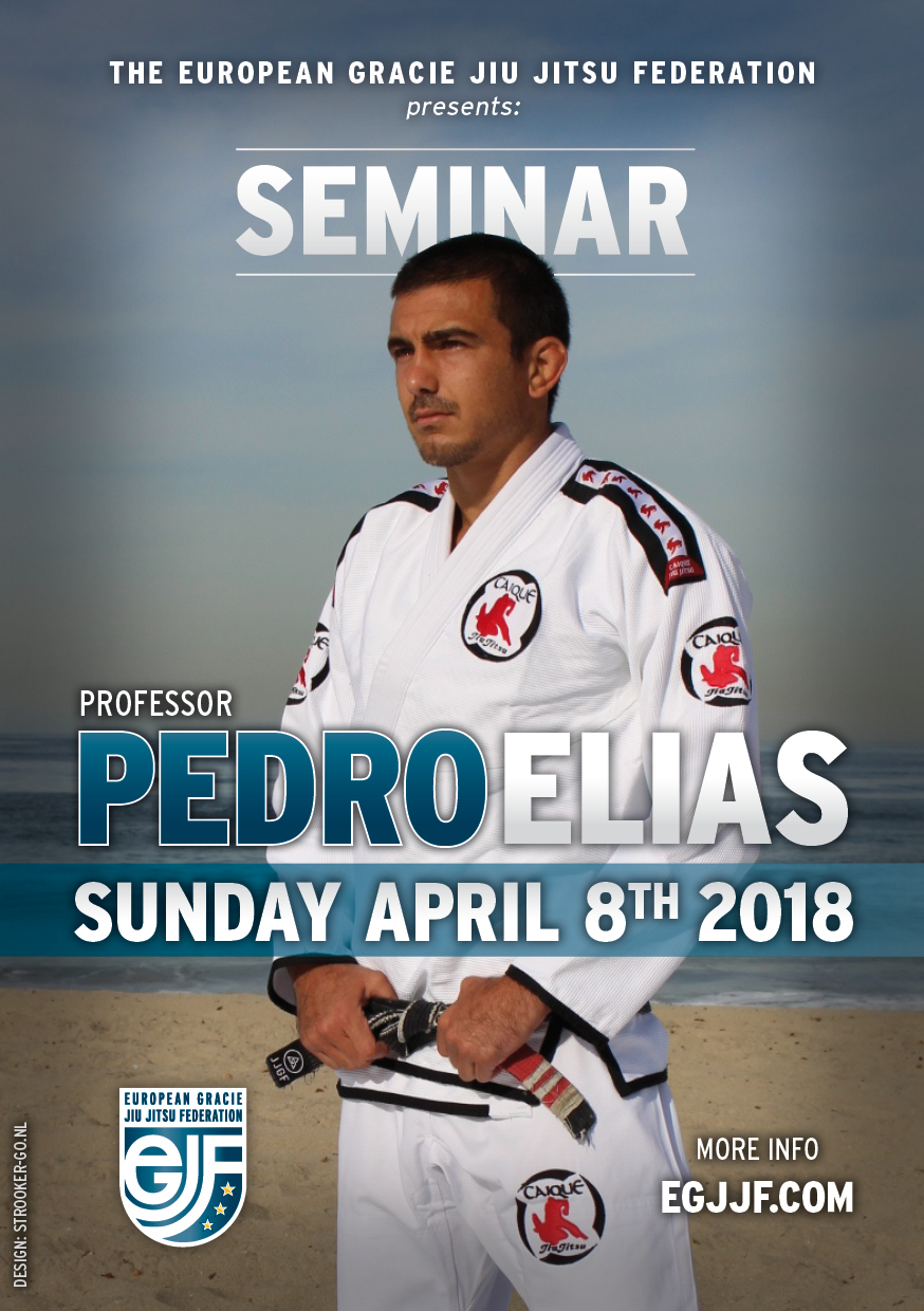 Pedro Elias flyer A5 jan18