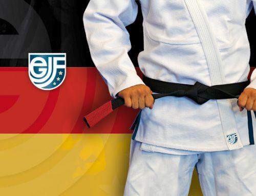 EGJJF Promotie dag Duitsland maart 2019
