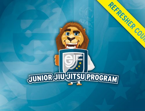 Refresh Course Junior Jiu-Jitsu Program October 2019