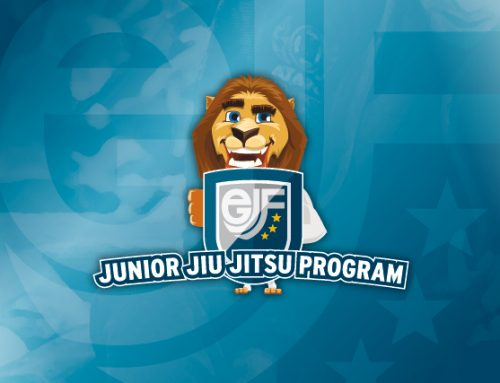 EGJJF Junior Jiu-Jitsu program 10.05.2020