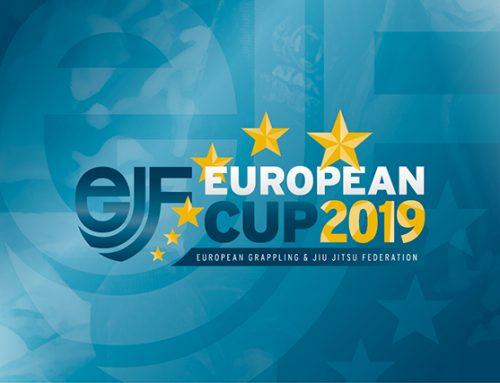 EGJJF European Cup September 2019